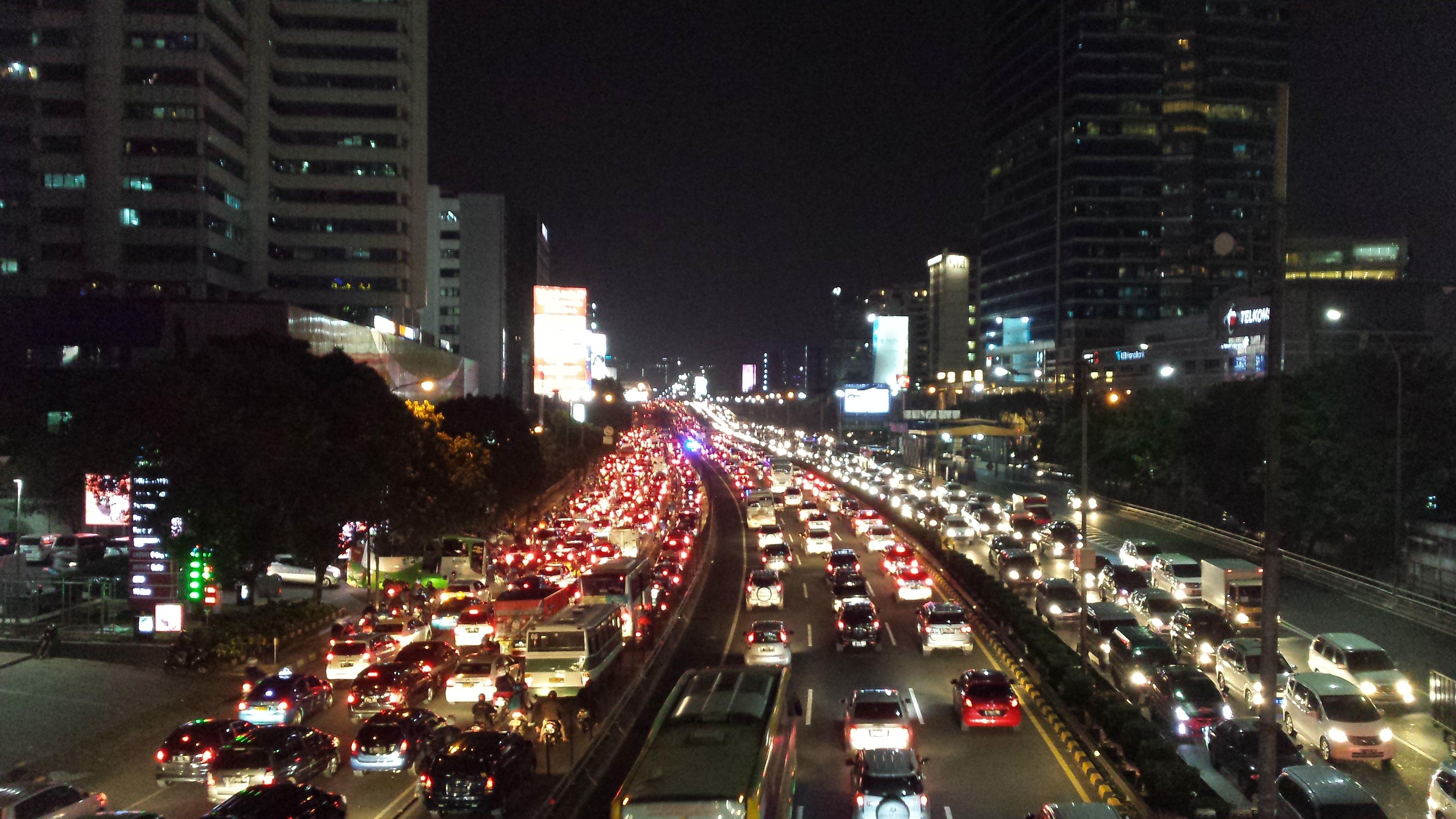Jakarta traffic | slammokindonesia.wordpress.com